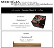 New exhibitions in the Medialia Gallery (New York, USA)