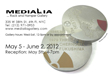 New exhibitions in the Medialia Gallery, May 2012: