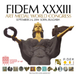 XXXIII Congress of the International Art Medal Federation (FIDEM)